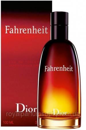 Royal Parfums версия Christian Dior «Fahrenheit»