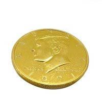 """Монета для манипуляции """"Золотые 50 центов"""""""