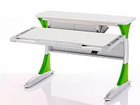 Детская парта растишка стол трансформер Mealux Harvard BD-333 TG/Z - box