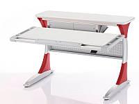 Детская парта растишка стол трансформер Mealux Harvard BD-333 TG/R - box