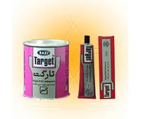 Клей Razi Target (рази таргет) соединение ПВХ-профилей труб, соединений высокого давления воды и канализации, фото 1