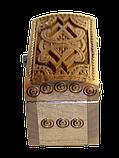 Шкатулка 7х13 (орех), фото 10