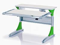 Детская парта растишка стол трансформер Mealux Harvard BD-333 TG/Z
