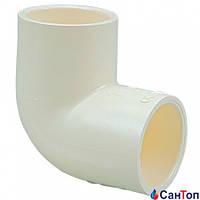 ХПВХ колено 90* NIBCO для отопления и горячего водоснабжения 1