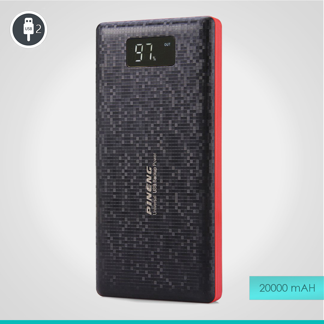 УМБ Liondo LD-329 Power Bank 20000 mAh