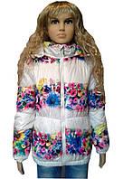 Демисезонная курточка на девочку, фото 1