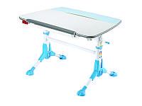 Детская парта растишка стол трансформер Mealux Pegas BD-108 BL