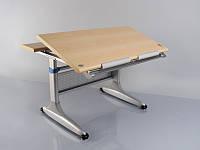 Детская парта растишка стол трансформер Mealux Miki TH-339 maple (без ящика)