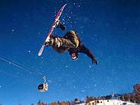 Сноуборд трюки - повороты и прыжки от А до Я.