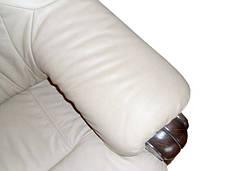 """Тримісний диван в шкірі """"CHEVERNY"""" (208см), фото 3"""