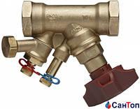 Балансировочный клапан с дренажом TA STAD DN 15(1/2)