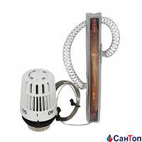 Термостатическая головка с теплопроводящей базой и спиральной пружной Heimeier К