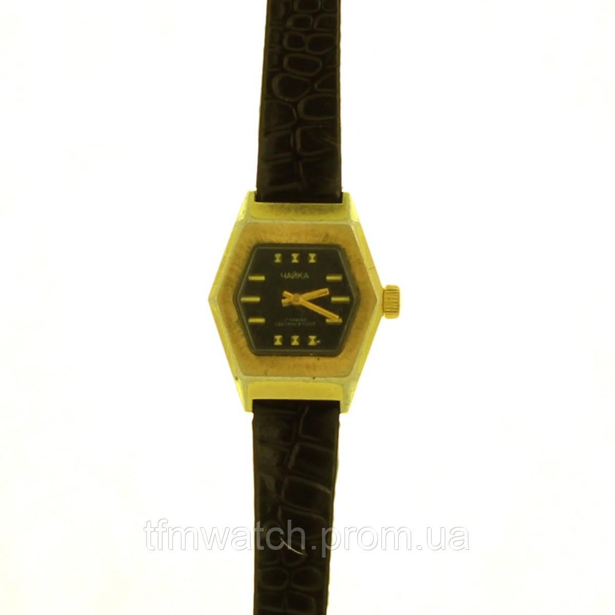 Чайка женские  механические часы СССР