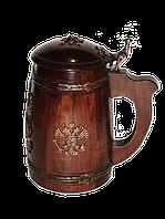 Бокал герб России