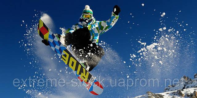 Как управлять сноубордом