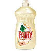 Средство для мытья посуды Fairy Нежные руки 500 мл.