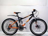 """Велосипед AZIMUT  RACE G-FR-D 24"""" , 26"""""""