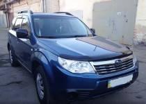 Дефлектор капота VIP TUNING Subaru Forester 2008-2012