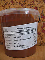 Начинка Молочно - карамельная 1 кг