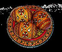 Пасхальная тарелочка (большая), фото 1