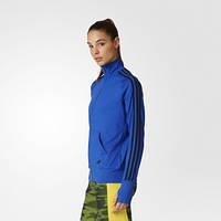 Женская толстовка Adidas Basic 3-Stripes AY5430
