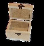 Скринька 10х8 см (фанера), фото 2