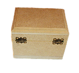 Скринька 10х8 см (фанера), фото 3