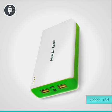 УМБ Power Bank 20000 mAh, фото 2