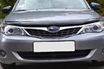 Дефлектор капота VIP TUNING Subaru Impreza 2007-2010