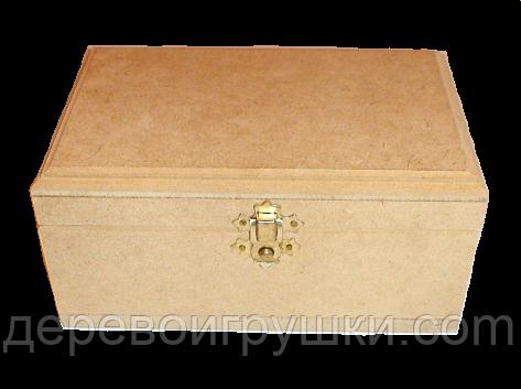 Шкатулка 18х11 см (фанера)