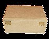 Шкатулка 18х11 см (фанера), фото 7