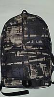 Рюкзак молодежный принтованый разноцветный