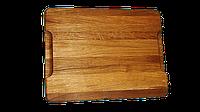 Дубова дошка 35х25, фото 1