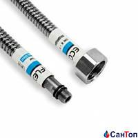 Шланг для смесителя сильфонний EcoFlex М10х1/2-800мм