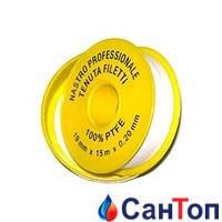 Лента фум тефлоновая  S-1202 (12*10*0,08)  50мм CRISTAL