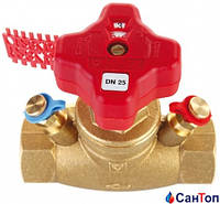 Балансировочный вентиль HERZ 4217 STROMAX-GM DN40 (28.09 Kvs)