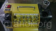 Zenitech DG 15 Заточной станок станок для заточки сверел зенитек дг 15 верстат заточувальний, фото 2