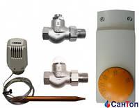 Набор  Herz для напольного отопления для помещений площадью до 120 м²