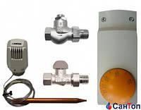 Набор Herz для напольного отопления для помещений площадью до 85 м²