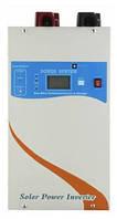 Инвертор напряжения автономный SANTAKUPS PH35-6K (6кВ, 1-фазный, 1 MPPT контроллер)