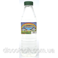 Жидкость для генератора мыльных пузырей РАДУЖНЫЕ  ПУЗЫРИ 1000ml