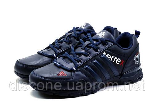 Кроссовки мужские Adidas Terrex, темно-синие