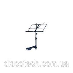 Пюпитр к клавишной стойке Соединяется со стойкой диаметром 25мм и 28мме BIGvoice KSC3(пюпитр)