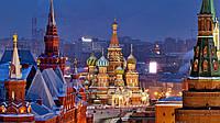 Автобусные перевозки Донецк-Москва-Донецк