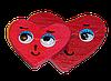 Парочка сердечек с магнитом