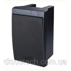 Пассивная акустическая система 90/180W/8Ω BIGvoice MSB801 BLACK пластиковый корпус черная