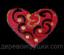 Сердечко магніт
