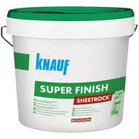 Шпаклевка Кнауф Супер Финиш (Sheetrock - Шитрок), 28 кг.