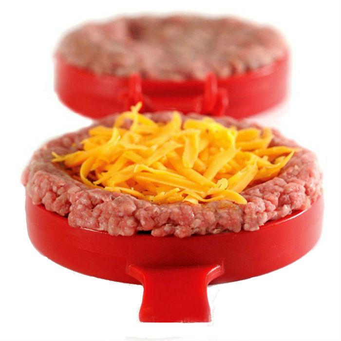 Пресс для бургеров Stufz Sliders, прибор для приготовления бургера Стафз Слайдерс  - Интернет магазин Фортуна в Одессе