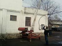 """Подъемный кран """"Пионер""""  б/у   750...1000 кг"""